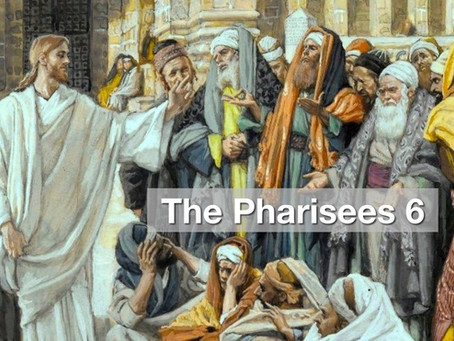 The Pharisees 6 - Dangerous Definitions