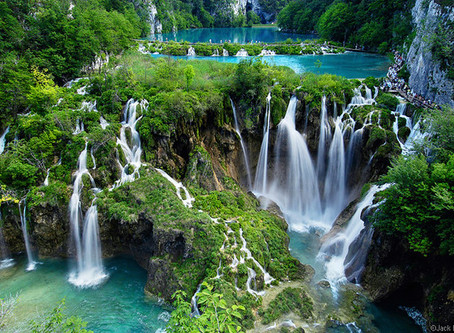 Reflections On Plitvice Lakes
