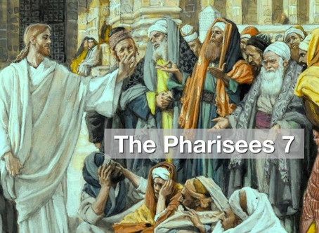 The Pharisees 7 - Love Vs. Law