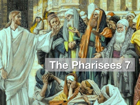 The Pharisees 7 - Love Vs. Law