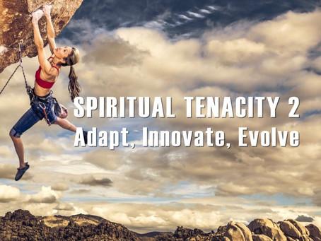 Spiritual Tenacity 2 - Adapt, Innovate, Evolve