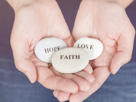 Work By Faith, Labour By Love, Endurance By Hope