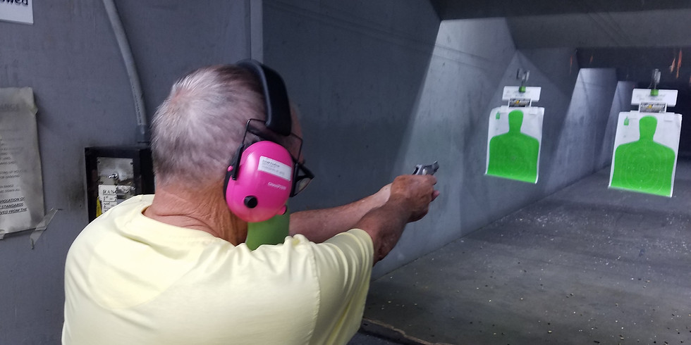 2-Day Concealed Carry Class - July 9-10