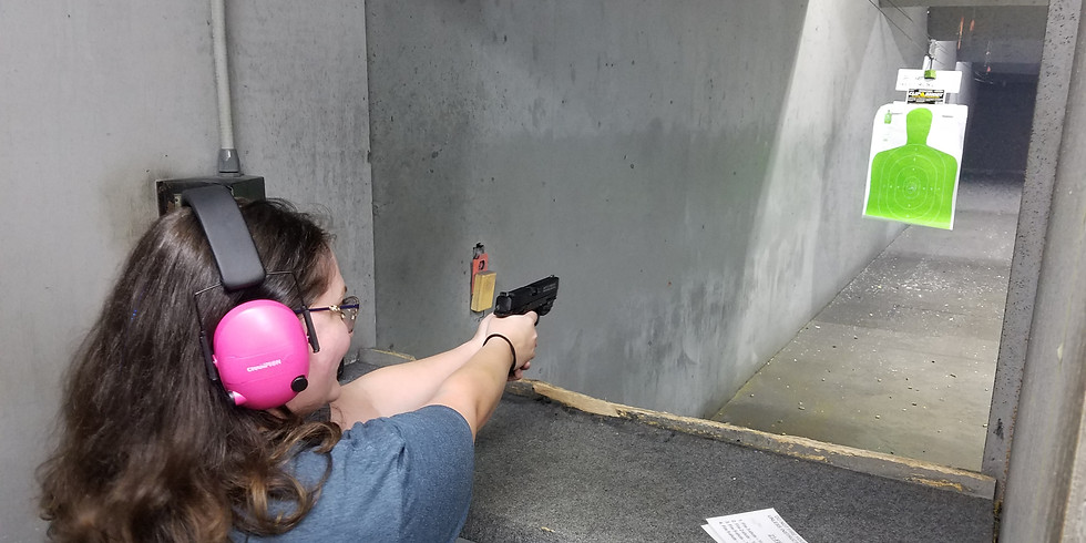 Concealed Carry | April 23 & 24 - SOLD OUT!  Register for June Classes