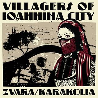 Villagers of ioannina city - Zvara/Karaolia