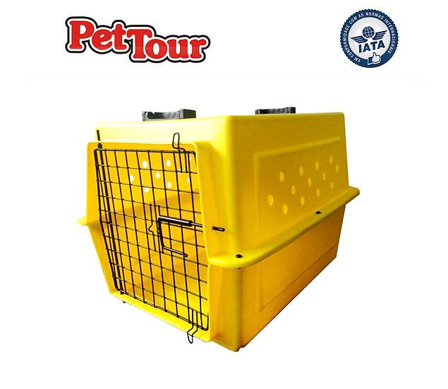 Caixa de Transporte para Viagens - Pettour Modelo 200 Média