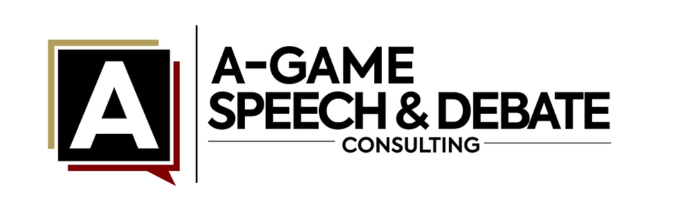 A-Game Speech and Debate Consulting