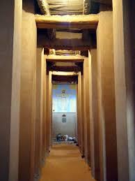 St Charles de Foucauld's beginnings at Beni Abbes, Algeria