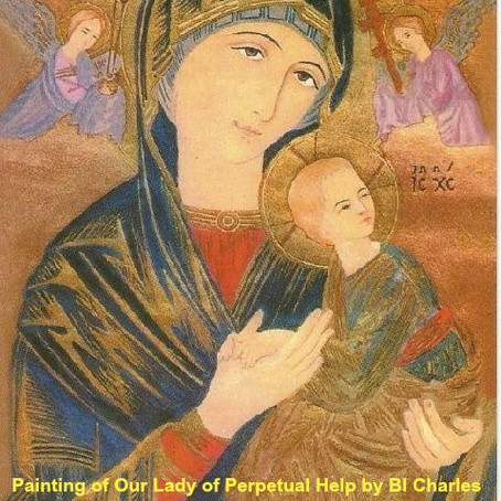 Brother Charles and Our Lady by Fr. Terrence Moran CSSR