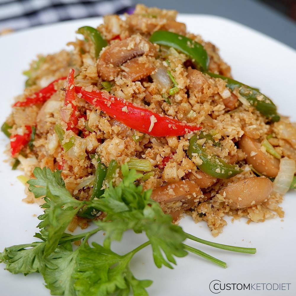 Easy Cauliflower Rice Recipe