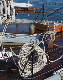 On Deck sailboat sail boat