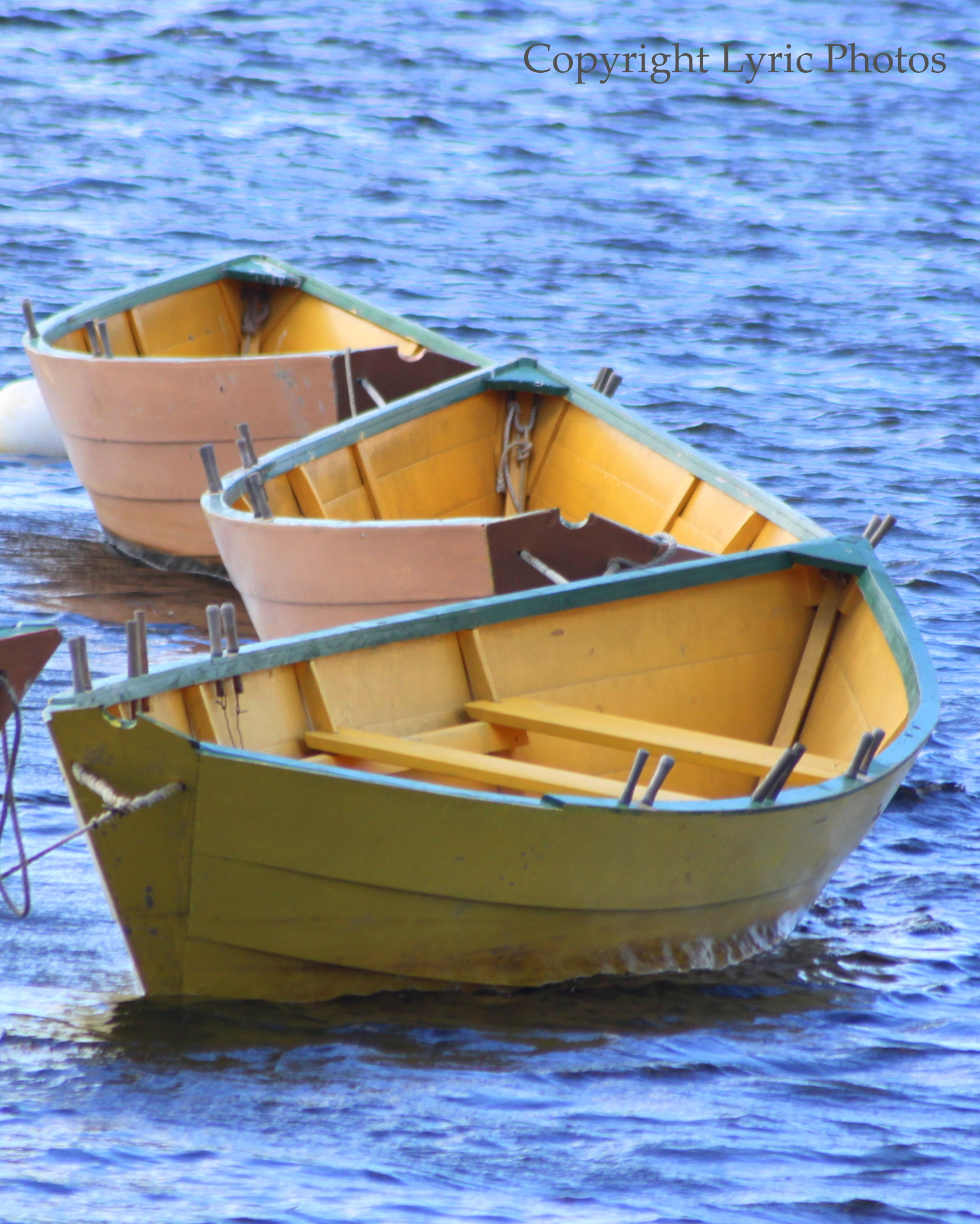 Dories Boats New England Photographs