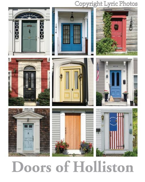 Holliston MA Doors poster