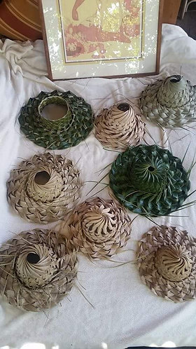 Coconut Papale (Hats)