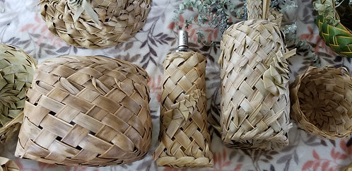 "Coconut Vases - Large 8-12"""