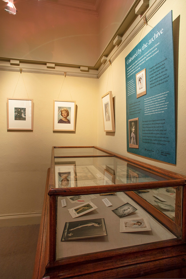 Agency of Women Exhibition National Trust Liverpool