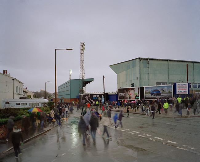 Prenton Park Football Liverpool LFC Everton LFC Tranmere TFC Merseyside