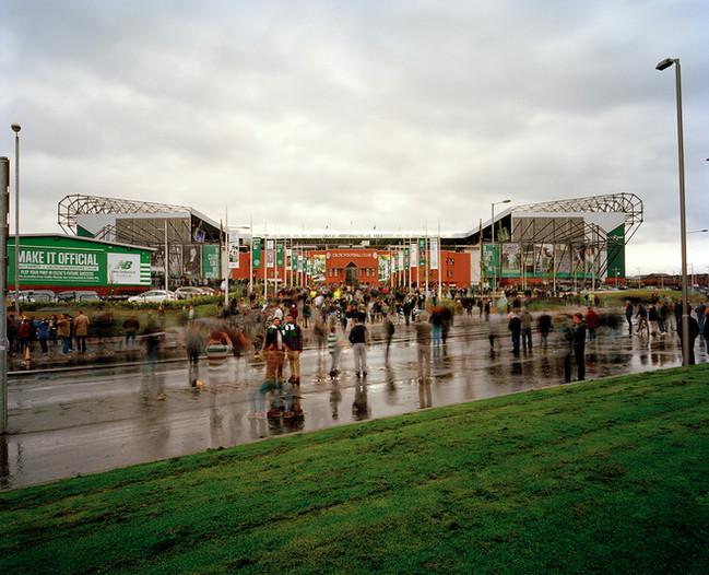 Celtic Park Football Scotland
