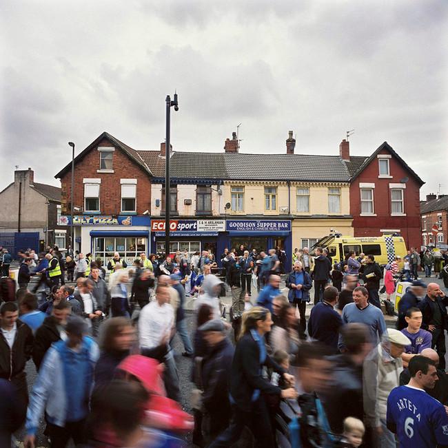 Football Liverpool LFC Everton LFC Tranmere TFC Merseyside St Lukes