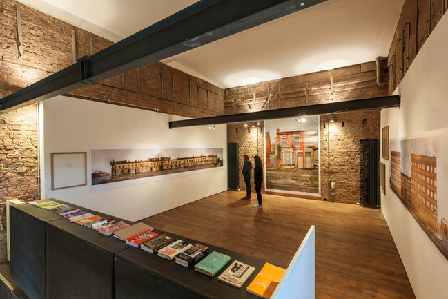 Liverpool Art Prize Winner Social Housing Metal Edge Hill