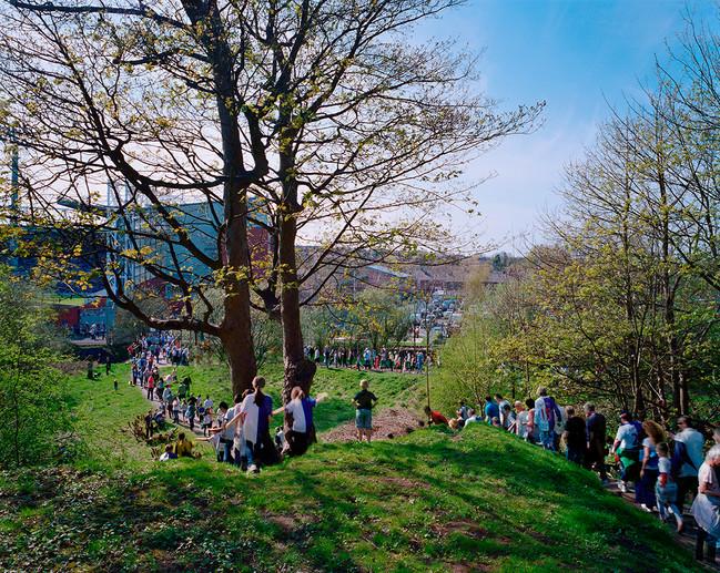Ewood Blackburn Rovers Football Fans Pilgrimage