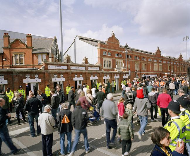 Football Fulham FC London Fans