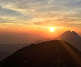 Sunset Peak Hike Hong Kong