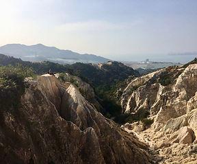 Pinapple Hill Hike Hong Kong