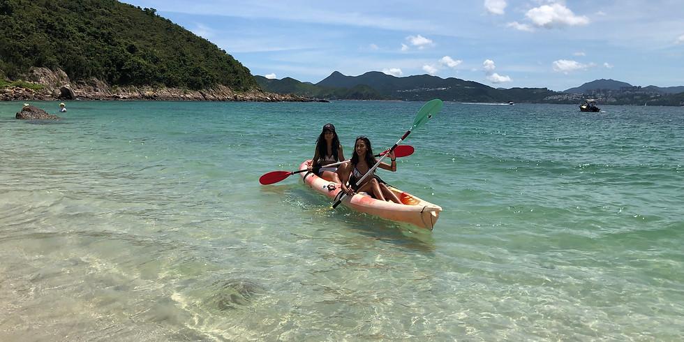 Sai Kung Geopark Paddle
