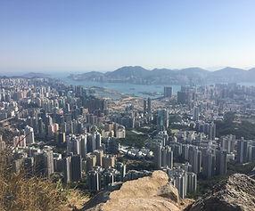 Lion Rock Hike Hong Kon