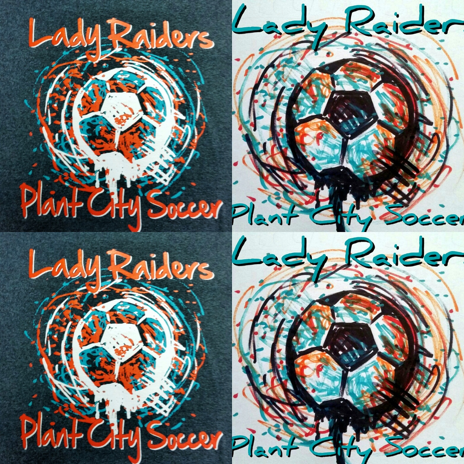 Plant City Lady Raiders T-shirt