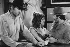 Shoot Out, co-starring with Gregory Peck, James Gregory & Susan Tyrrell