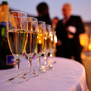Flûte à Champagne Elegance