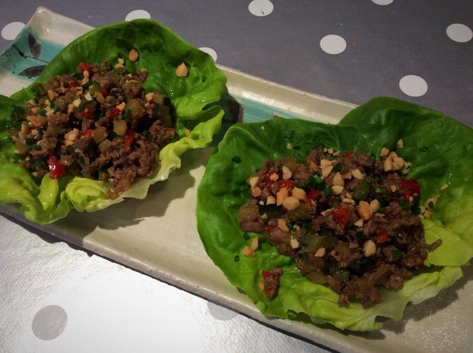 Bœufs Teriyaki aux légumes et pleurotes pour 4 personnes