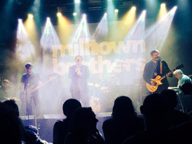 Milltown Brothers- Live Return- Manchester Academy-May 23rd