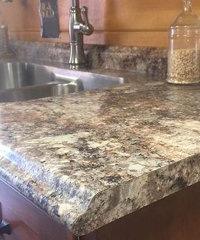 athens laminate counter top