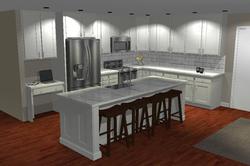 Aspect White Cabinets