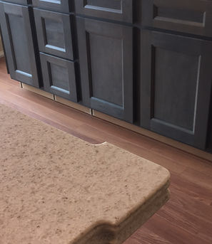Pickerington, ohio solid surface counter top