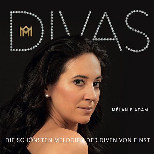 DIVAS - Die schönsten Melodien der Diven von einst