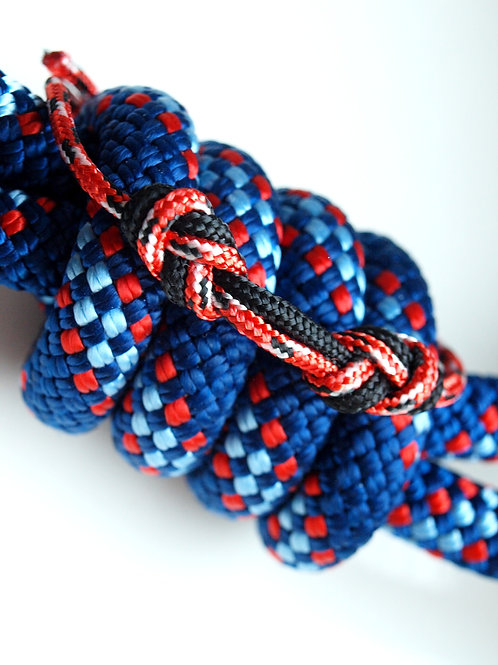 H8KNOT black&red double knot
