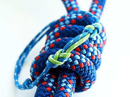H8KNOT green&blue double knots