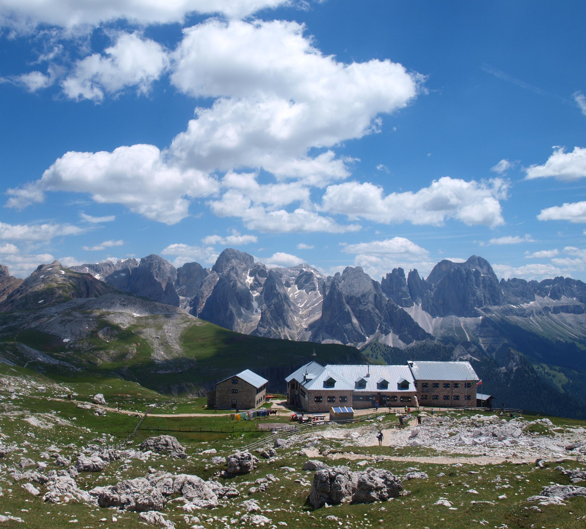 Rifugio Bolzano