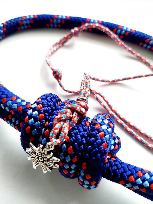H8KNOT tricolor necklace