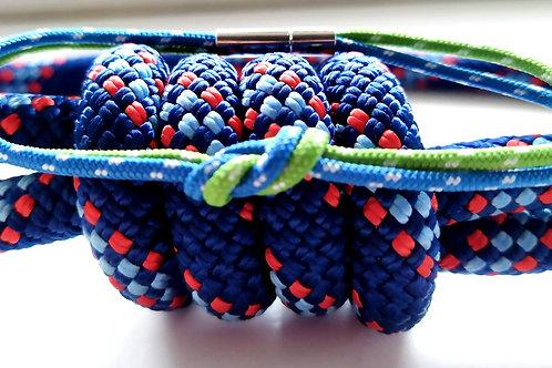 H8KNOT green&blue bracelet