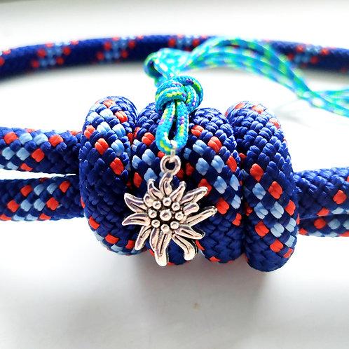 H8KNOT light blue necklace
