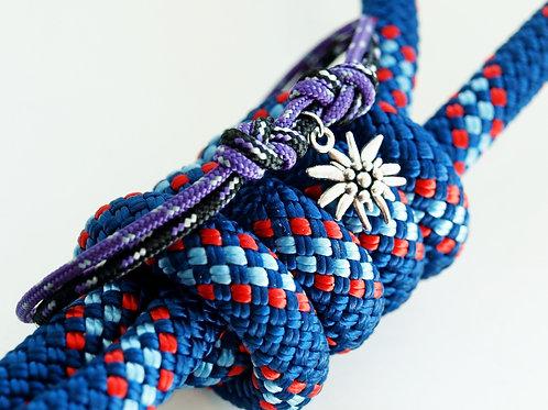 H8KNOT purple double knots Edelweiss