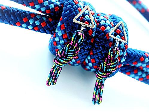 H8KNOT multicolor triangle