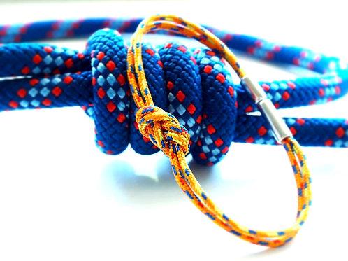 H8KNOT orange bracelet