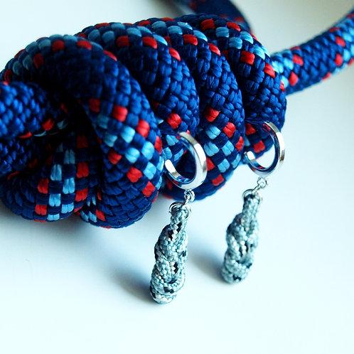H8KNOT grey pendant