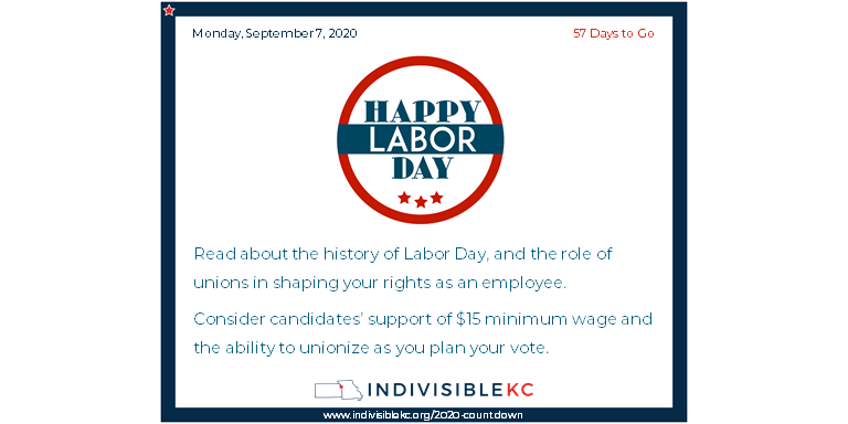 Here's a great place to get started on the history of Labor Day https://bit.ly/3jJeVvP